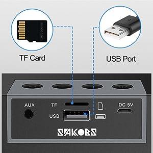 computer speaker ac powered desktop speaker for pc desk speaker system