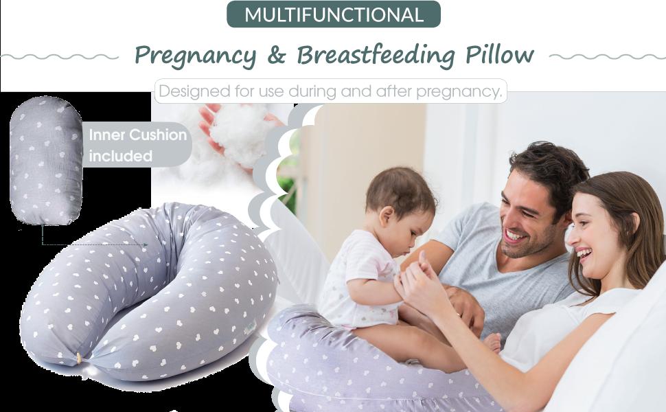 pregnancy pillow breastfeeding pillow maternity pillow nursing pillow