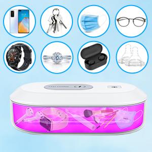 3.0 UV Sanitizer box