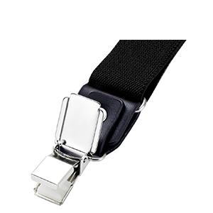 DonDon Tirantes para hombres ancho 2, 5 cm en forma de Y ...