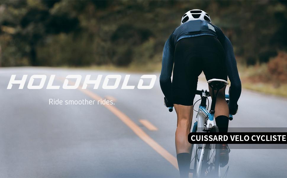 Short Cycliste Homme avec Coussin Gel Rembourr/é Femmes sous-V/êtements Shorts de V/élo Cale/çon de Cyclisme VTT Cuissard Velo Cycliste Pantalon de Cyclisme Respirant /Élasticit/é S/échage Rapide
