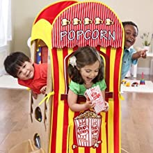 Little Partners Tent, Learning Tower Play House, Learning Tower, Popcorn Tent, Lemonade Tent