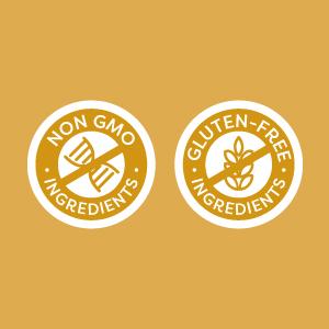 Non-GMO Gluten Free