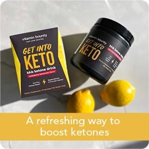 A refreshing way to boost ketones