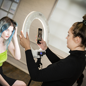Fovitec Ring LIght for fashion & portrait photography