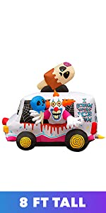 Ice cream clown twisted metal