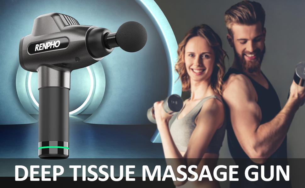 deep massage gun