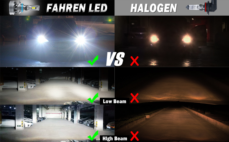 9006 9005 headlight