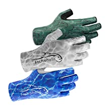 Fingerless Fishing Gloves fishing for men gift for dad father's day gift fisherman bass fishing gear