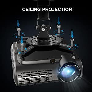Ceiling mount