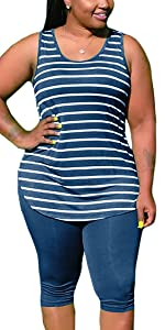 2 Piece Shorts Outfits for Women Plus Size