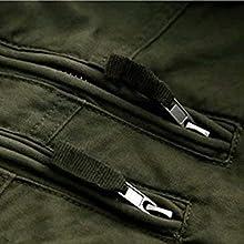 Double Zip Pockets