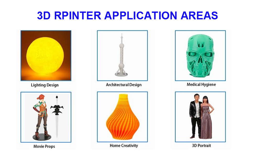 3D printer application