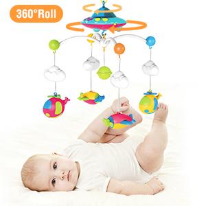 Crib Mobile Baby Crib Toys -5