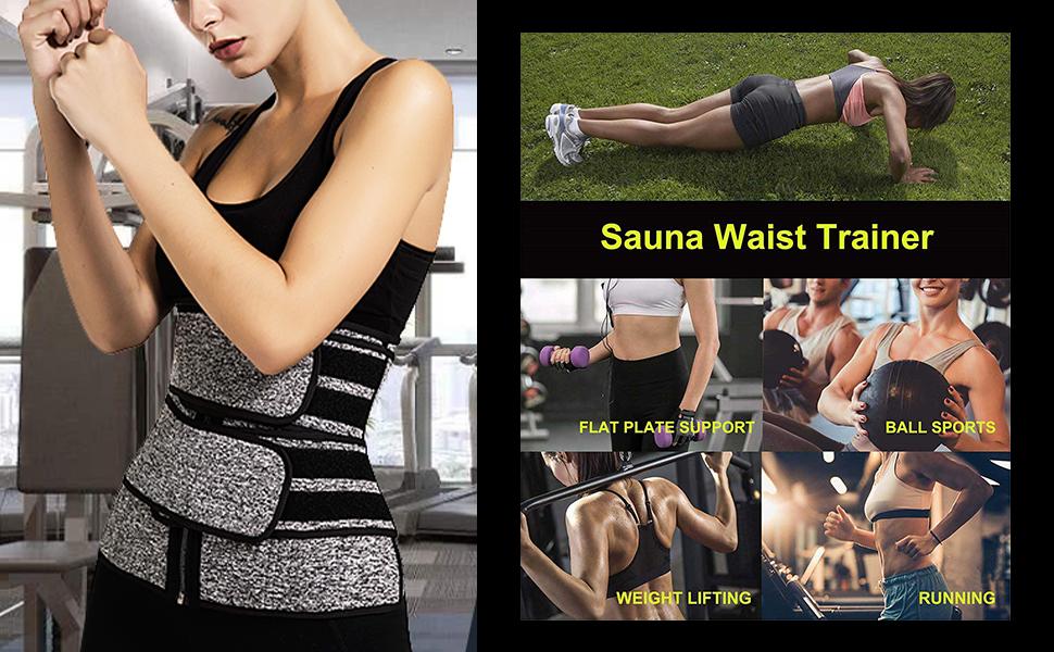 Waist Trainner Belt for Weight Loss