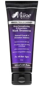 Green Tea amp; Carrot Deep Strengthening amp; Restore Mask Treatment