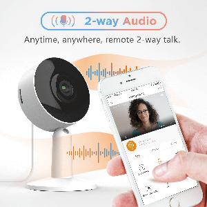 High-Grade 2-Way Audio