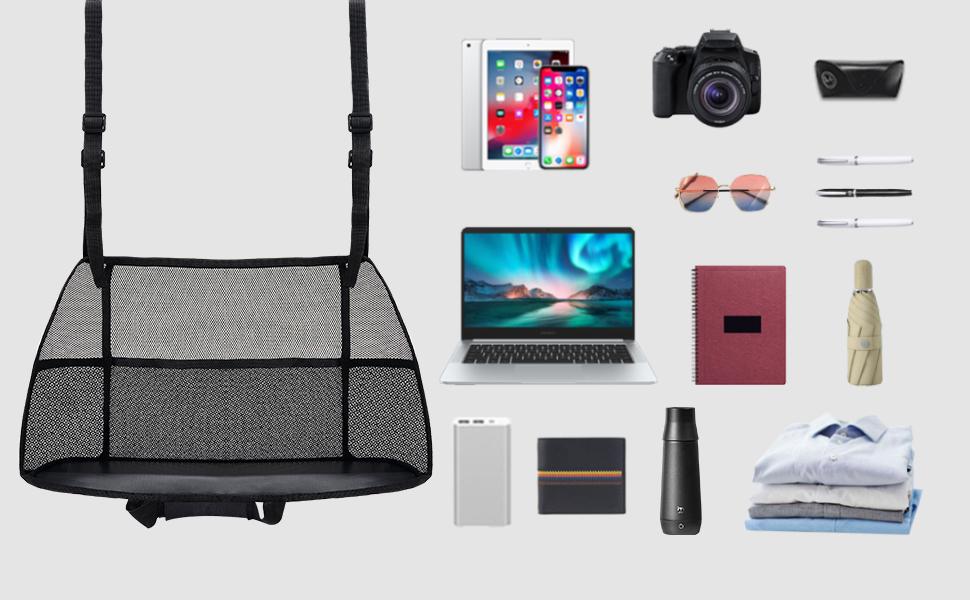mesh purse holder
