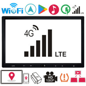 ATOTO S8 internet access & multiple connections