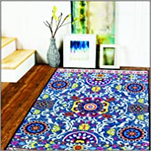 Founded with a desire to break the rules of what is expected from an area rug,
