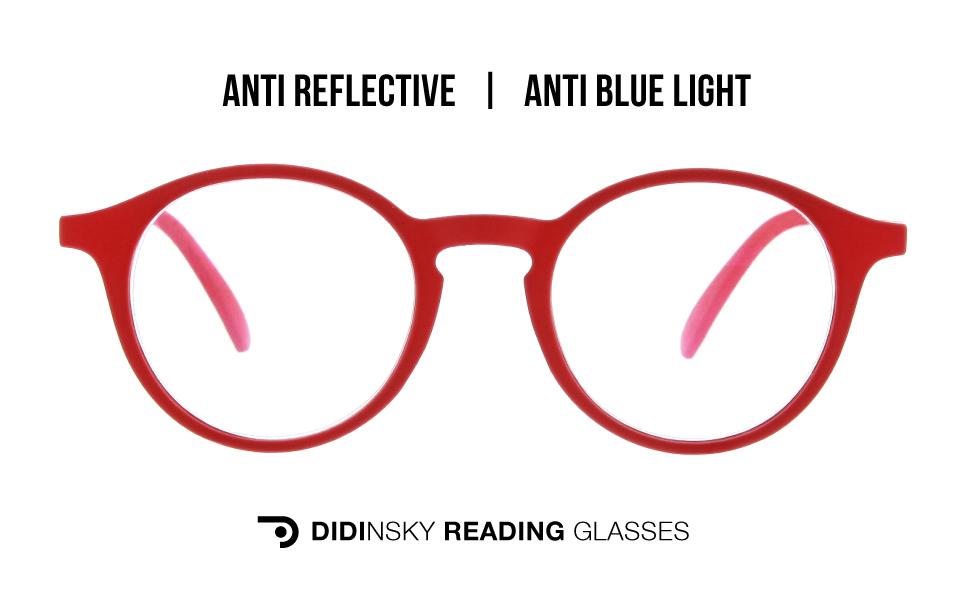 UFFIZI DIDINSKY ANTI REFLECTIVE ANTI BLUE LIGHT