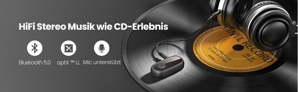 HiFi Stereo Musik wie CD