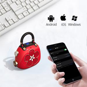 DOSS Candy Bluetooth Speaker