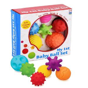 Baby Multi Textured Sensory