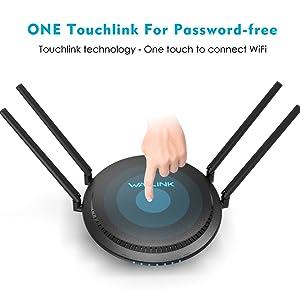 Patent Touchlink Technology