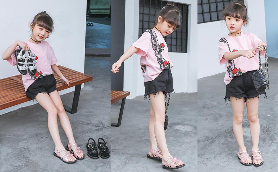 Adjustable Strap Summer Dressy Shoes