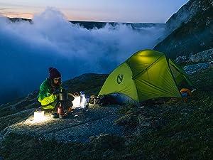 Solar Powered Camping Lantern