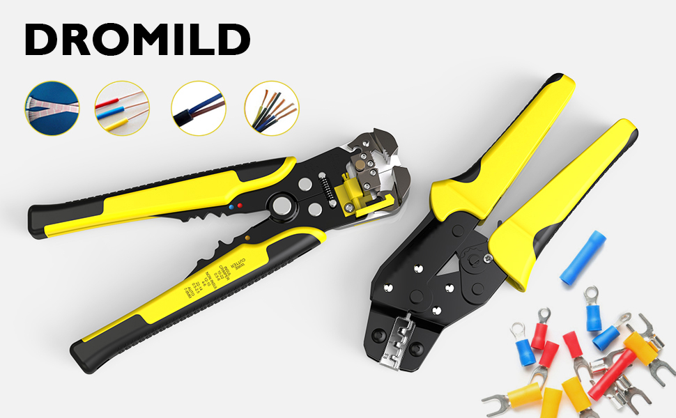 Wire Strippers Wire Crimpers