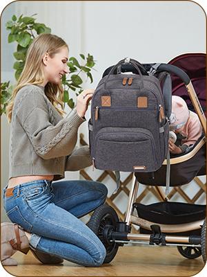 iniuniu diaper bag backpack