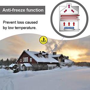 Anti-Freeze Function