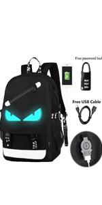 anime backpack for boy
