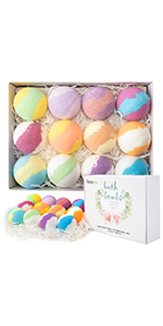 Bath Bombs (12 PCS)