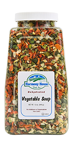 Premium Vegetable Soup