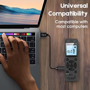 voice recorder mac compatible