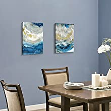 Hand Painted Painting Artwork for dining  room