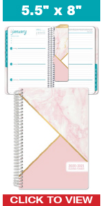 Pink Marble Triangles