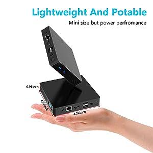 mini computers mini pc small computer cheap pc windows 10 pro gaming pc lightweight portable