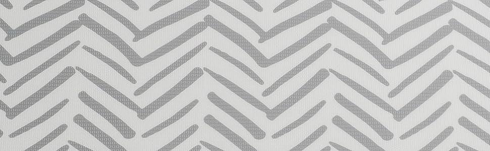 grey dash close up