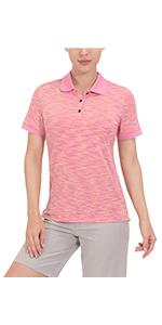 Women's Quick Dry Golf Shirt