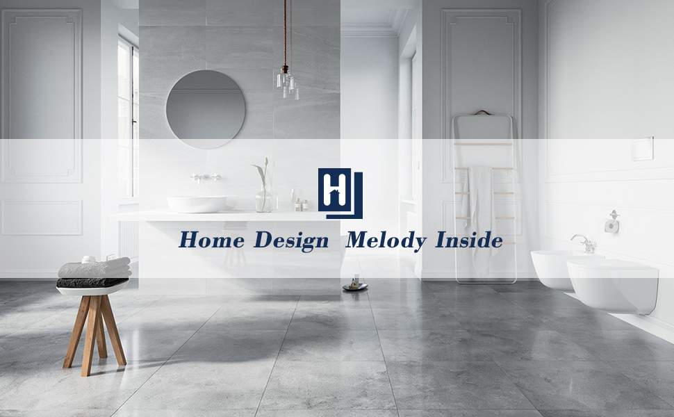 HOMELODY Bidet Toilet attachment Non-Electric Self-cleaning Dual Nozzle