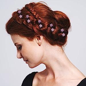 mini hair clips for women girls