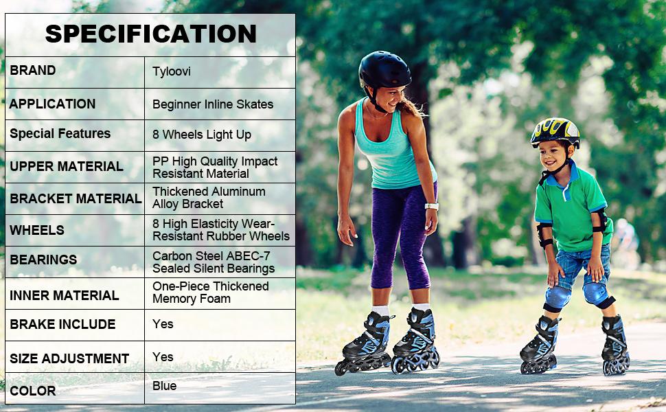 inline skates women
