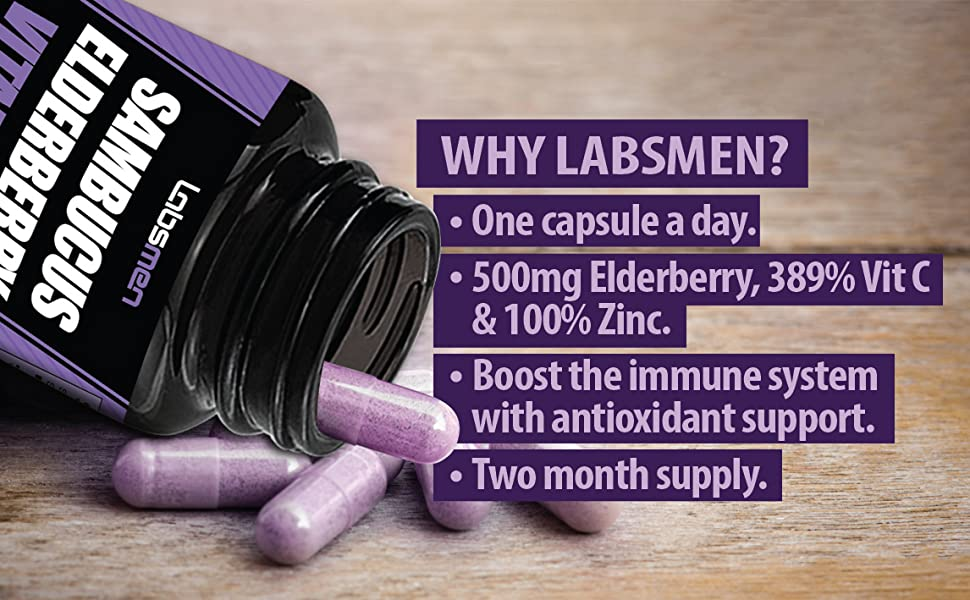One capsule a day  Boost the immune system antioxidant support Two month supply