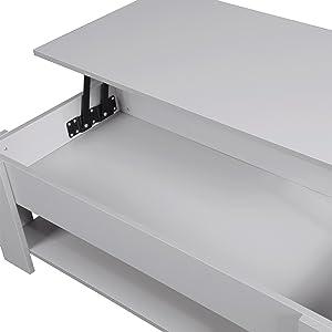 Hidden storage compartment