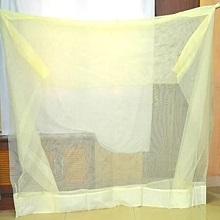 Ivory Mosquito Net