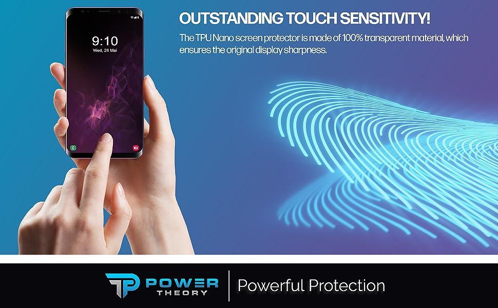 Samsung s9 screen protector